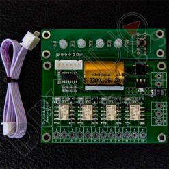 Mạch Selector Input 4 kênh