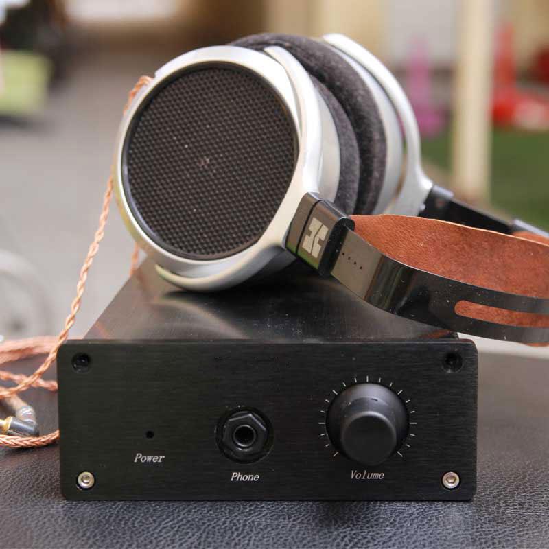Audio Labs Headphone Amplifier