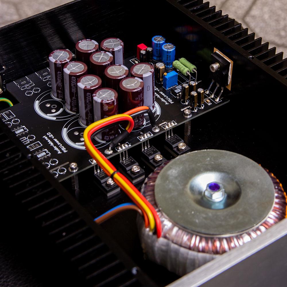 Nguồn Linear Low Noise NEUTRON 80VA